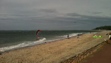 Surf report FR, Arcachon - Les Arbousiers (33) du 2009-11-28 14:01:00