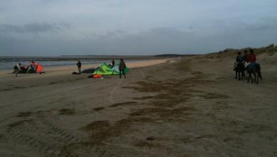 Surf report FR, Crotoy (80)