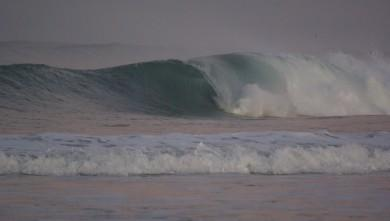 wave report FR, La Torche (29) du 2009-12-12 09:00:00