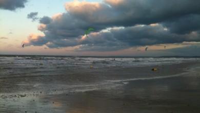 Surf report FR, Langrune-sur-Mer (14) du 2009-12-12 16:43:00