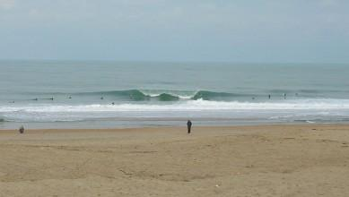 Surf report FR, Anglet Marinella (64)