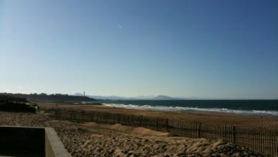 Surf report FR, Anglet La Madrague (64) du 2009-12-20 13:00:00