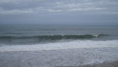 Surf report FR, Anglet Sables d'Or (64) du 2009-12-22 09:00:00