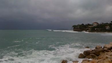 Surf report FR, Cap Saint-Louis (83) du 2009-12-22 13:00:00
