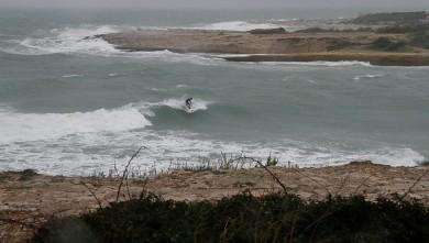 Surf report FR, La Couronne (13) du 2009-12-22 16:30:00