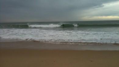 Surf report FR, Le Grand Crohot (33) du 2009-12-24 10:00:00