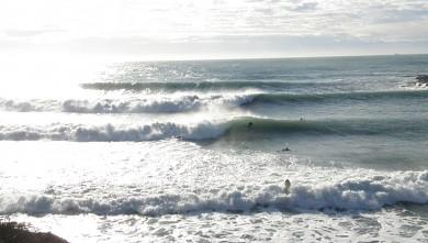 Surf report FR, La Couronne (13) du 2009-12-25 11:00:00