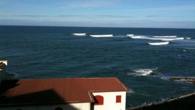 Surf report FR, Guethary Parlementia (64) du 2009-12-27 12:22:00