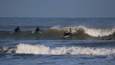 Surf report FR, Wimereux - Plage Nautique (62) du 2009-12-28 10:00:00