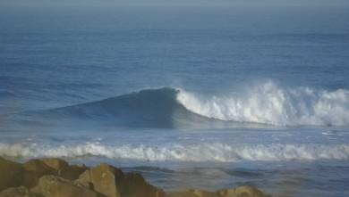 wave report FR, La Torche (29) du 2009-12-31 11:00:00