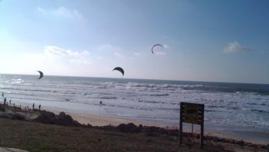Wind report FR, Lacanau Océan - La Nord (33) du 2010-01-01 14:00:00