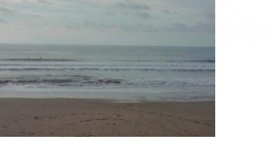 Surf report FR, Plage des Dunes (85) du 2010-01-02 13:00:00