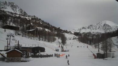 Snow report FR, Isola 2000 (06) du 2010-01-03 12:00:00