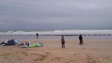 Surf report FR, Quiberon - Port Blanc (56) du 2010-01-03 16:00:00