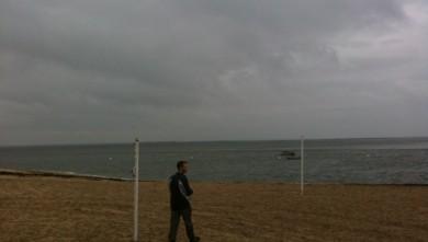 Wind report FR, Cap-Ferret - Plage de L'Horizon (33) du 2010-01-03 12:00:00