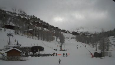 Snow report FR, Isola 2000 (06) du 2010-01-04 11:00:00
