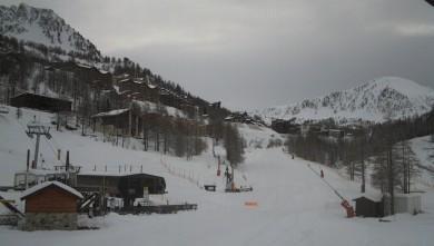 Snow report FR, Isola 2000 (06) du 2010-01-05 10:00:00