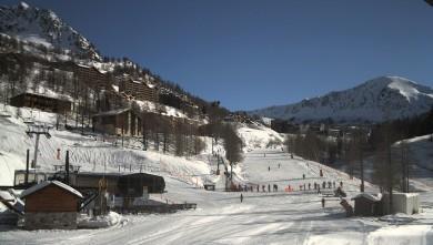 Snow report FR, Isola 2000 (06) du 2010-01-06 12:00:00
