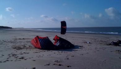 Wind report FR, Soulac sur Mer (33) du 2010-01-08 14:00:00