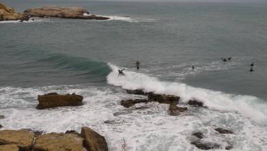 Surf report FR, L'Arquet (13) du 2010-01-09 16:00:00
