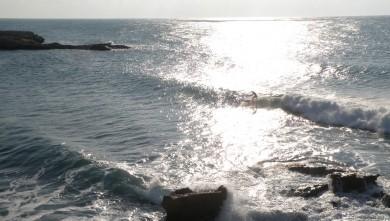Surf report FR, L'Arquet (13) du 2010-01-10 11:00:00