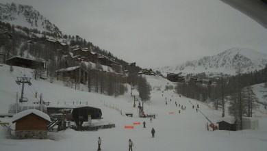 Snow report FR, Isola 2000 (06) du 2010-01-13 12:00:00