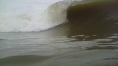 Surf report FR, Soulac sur Mer (33) du 2010-01-16 16:00:00