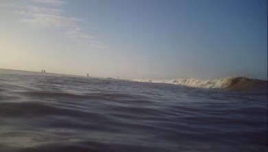 Surf report FR, Lacanau Océan - La Nord (33) du 2010-01-17 15:00:00