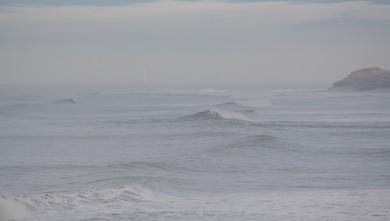 Surf report FR, Le Gurp (33) du 2010-01-23 09:00:00