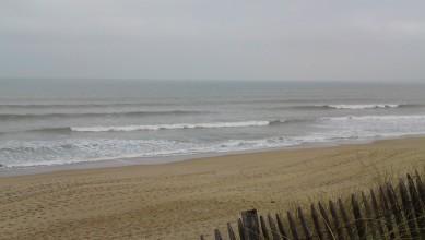 Surf report FR, La Térrière (85) du 2010-01-24 11:00:00