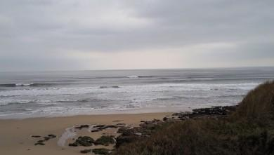 wave report FR, Guidel-Plage (56)