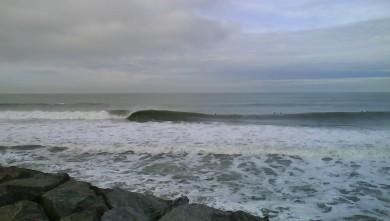 Surf report FR, Soulac - L'Amélie (33) du 2010-01-23 10:00:00