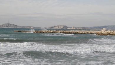 Surf report FR, Le Prado (13) du 2010-01-29 13:00:00