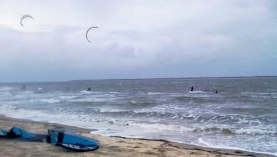 Wind report FR, Arcachon - Les Arbousiers (33) du 2010-01-29 14:00:00