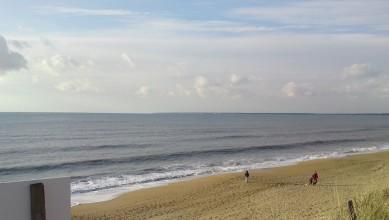Surf report FR, La Térrière (85) du 2010-01-31 17:00:00