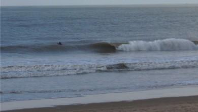 Surf report FR, Saint-Palais-sur-Mer - Grande Côte (17) du 2010-02-07 11:00:00