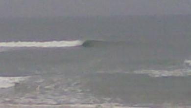 Surf report FR, Lacanau Océan - La Nord (33) du 2010-02-16 13:00:00