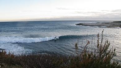 Surf report FR, L'Arquet (13) du 2010-02-19 18:00:00