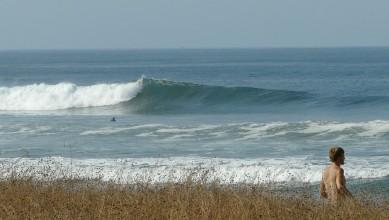 Surf report CR, Playa Guiones (CR) du 2010-02-21 06:00:00