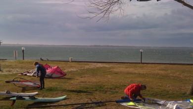 Wind report FR, Arcachon - Les Arbousiers (33) du 2010-02-25 14:00:00