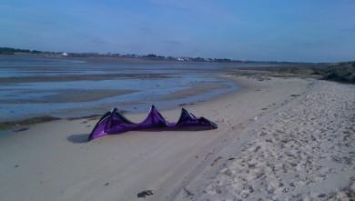 Wind report FR, La Tourelle (56) du 2010-03-02 14:00:00