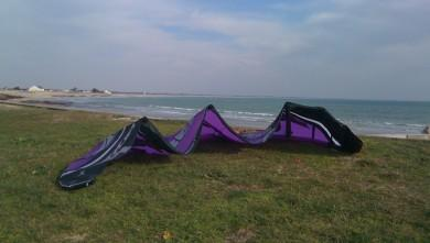 wind report FR, La Tourelle (56) du 2010-03-04 14:00:00
