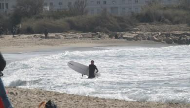 wave report FR, Le Prado (13) du 2010-03-14 13:00:00