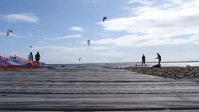 Wind report FR, Hourtin port (33) du 2010-04-04 16:00:00