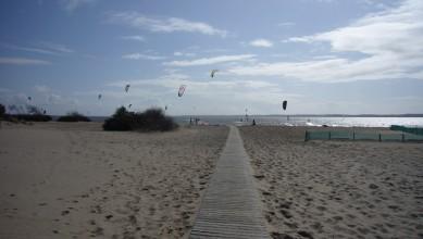 Wind report FR, Hourtin port (33) du 2010-04-04 17:00:00