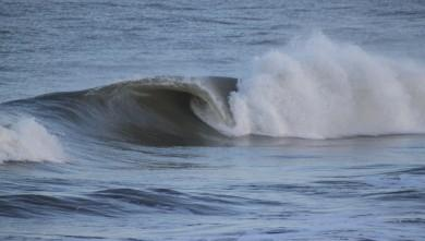 Surf report FR, Soulac - L'Amélie (33) du 2010-04-04 08:00:00