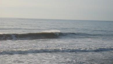 Surf report FR, Soulac - L'Amélie (33) du 2010-04-06 19:00:00