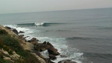 wave report FR, La Couronne (13) du 2010-04-07 15:00:00