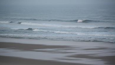 wave report FR, Le Porge (33) du 2010-04-09 07:00:00