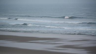Surf report FR, Le Porge (33) du 2010-04-09 07:00:00